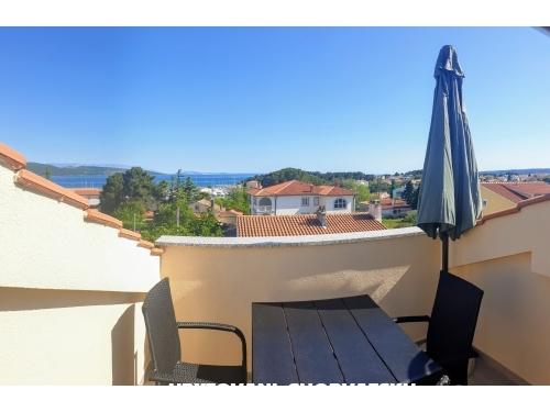 Apartmanok VEJA - ostrov Krk Horvátország