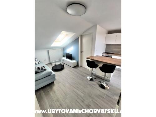 Apartamenty Perožić - ostrov Krk Chorwacja