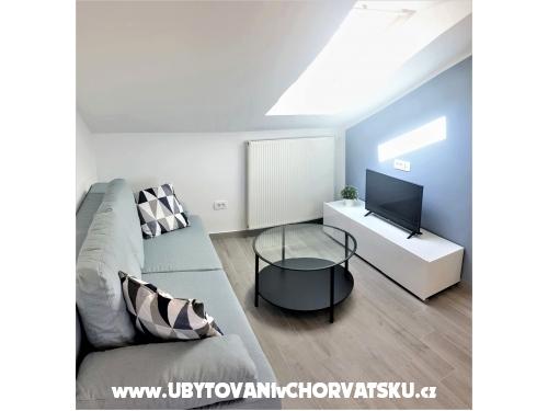 Apartmány Perožić - ostrov Krk Chorvatsko