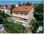 Апартаменты Veja Krk - ostrov Krk Хорватия