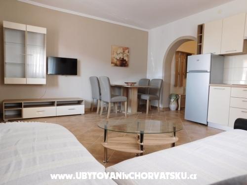 Apartmány Vesna - ostrov Krk Chorvatsko
