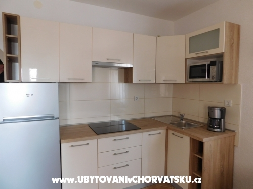 Apartm�ny Vesna - ostrov Krk Chorvatsko