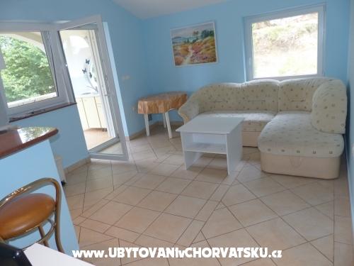 Apartamenty Viktorija Omi�alj - ostrov Krk Chorwacja