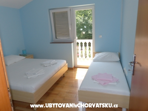 апартаменты Viktorija Omi�alj - ostrov Krk Хорватия