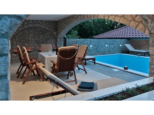 апартаменты Villa Petra - ostrov Krk Хорватия