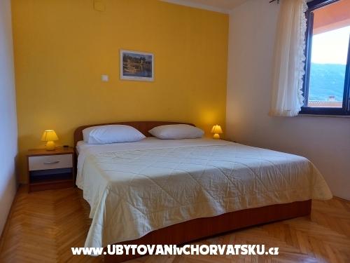 Apartm. Vlahinić Mirjana i Valerija - ostrov Krk Croatia