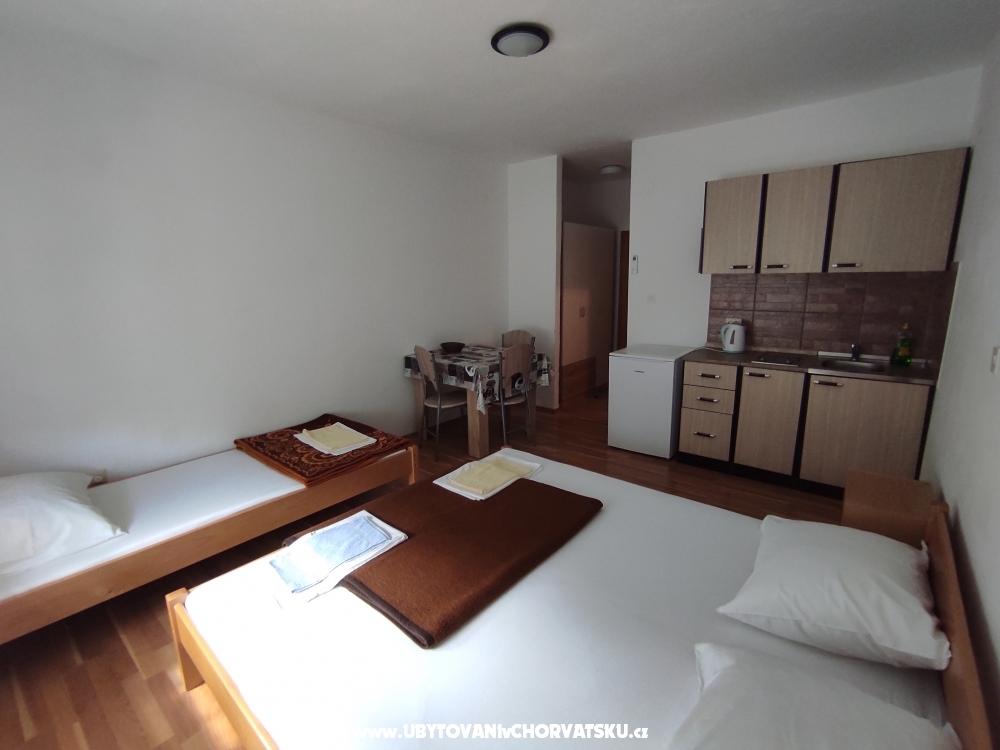 Apartmány Vrđuka - ostrov Krk Chorvatsko