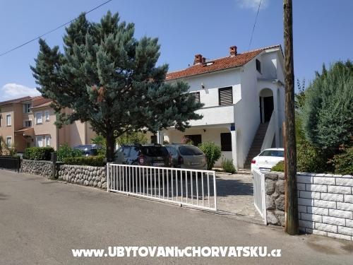 Apartmány Vujicic Malinska - ostrov Krk Chorvátsko