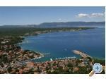 Apartmány Vujicic Malinska - ostrov Krk Chorvatsko