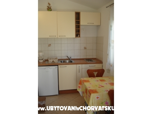 апартаменты Vukovi� - ostrov Krk Хорватия