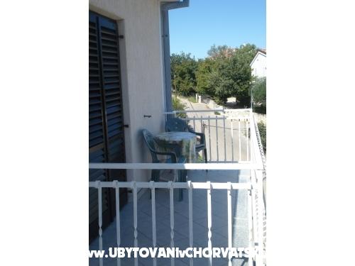 Apartmány Vuković - ostrov Krk Chorvatsko