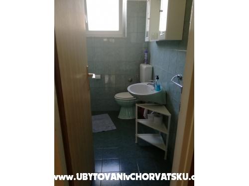 Apartmaji Baška - ostrov Krk Hrvaška