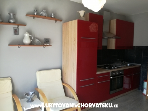 Apartmány Baška - ostrov Krk Chorvátsko