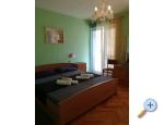 Appartements Baška - ostrov Krk Kroatien
