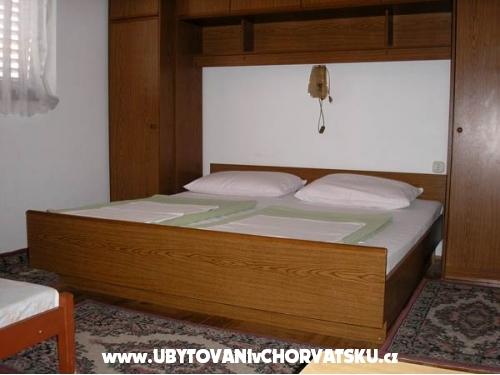 апартаменты Cindri� - ostrov Krk Хорватия