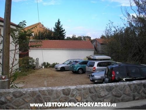 Apartmanok Cindrić - ostrov Krk Horvátország