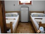 Appartements Cindri� - ostrov Krk Kroatien