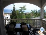 Apartm�ny Cindri� - ostrov Krk Chorvatsko