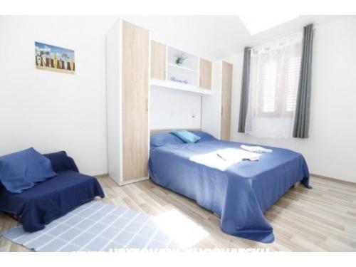 Apartmány Eva - ostrov Krk Chorvátsko