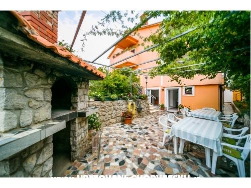 Apartmány Božena - ostrov Krk Chorvatsko
