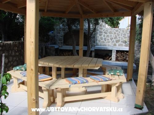 Apartma Tamara - ostrov Krk Hrvaška