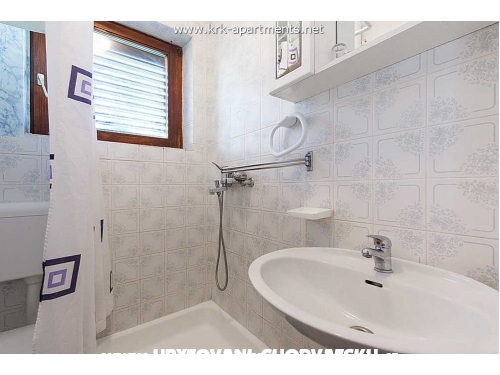 Apartments  JOSO - ostrov Krk Croatia