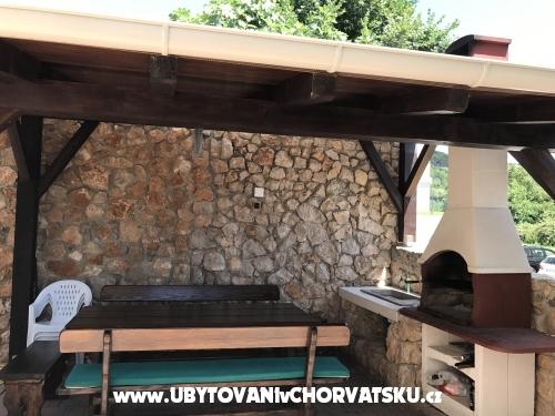 Apartmanok Željko-Baška - ostrov Krk Horvátország