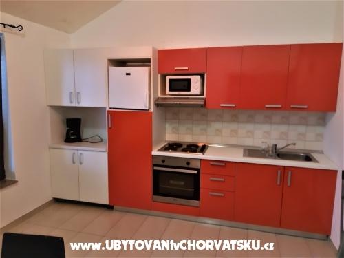 Apartmány Željko-Baška - ostrov Krk Chorvátsko