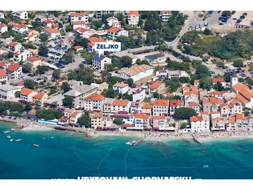 Apartm�ny �eljko-Ba�ka - ostrov Krk Chorv�tsko
