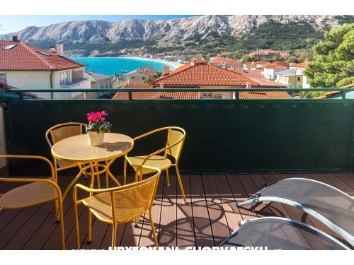 Apartmani & Sobe DDD2 - ostrov Krk Hrvatska