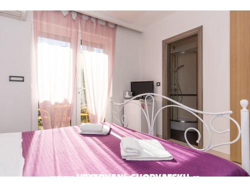 Ferienwohnungen & Zimmers DDD2 - ostrov Krk Kroatien
