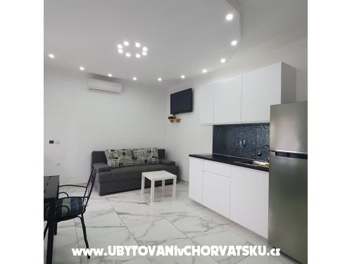 Apartmány Blazevic, Njivice - ostrov Krk Chorvátsko