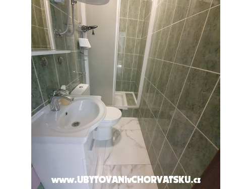 Apartmanok Blazevic, Njivice - ostrov Krk Horvátország