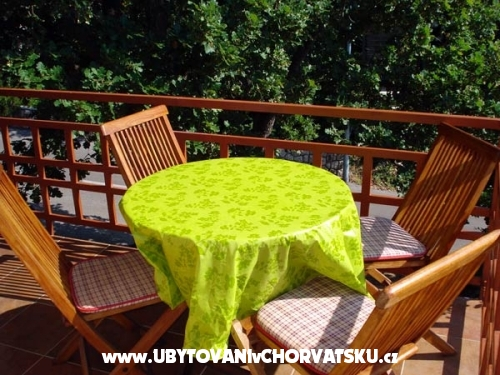 Apartments Hanka  Njivice - ostrov Krk Croatia