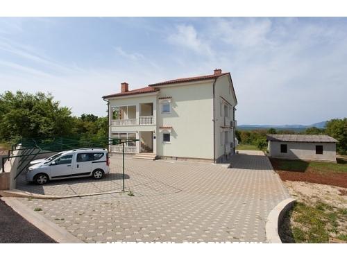 Ferienwohnungen Gorančica - ostrov Krk Kroatien