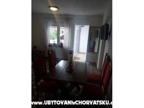 Apartmány Kalem - ostrov Krk Chorvatsko