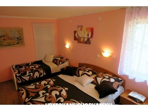 Apartamenty Milica - ostrov Krk Chorwacja
