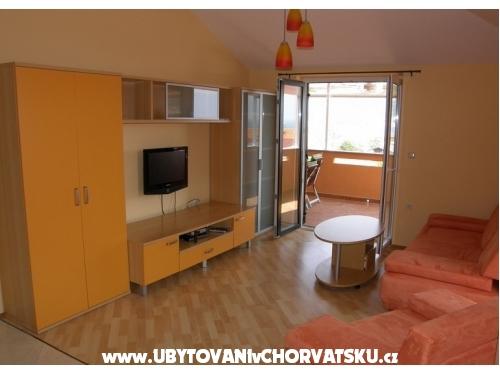 Apartmány ZAROK  Baška - ostrov Krk Chorvátsko