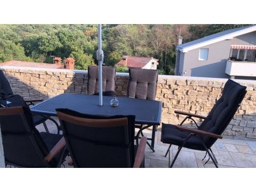 Moderan apartman za 2-10 osoba - ostrov Krk Croatia