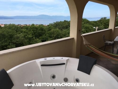 Apartmány Odesa & Ivan - ostrov Krk Chorvátsko