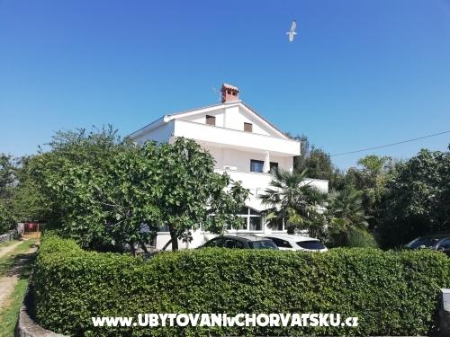 Ferienwohnungen Otok Krk - Malinska - ostrov Krk Kroatien