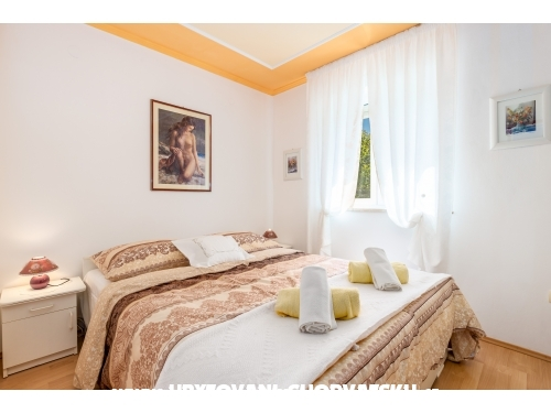 Appartements Patricia Baska - ostrov Krk Croatie