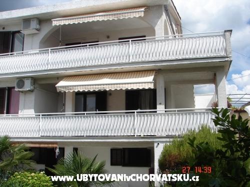 Apartamenty Schreng - ostrov Krk Chorwacja
