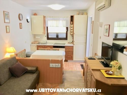 Apartmány Tea Draga Baška Krk - ostrov Krk Chorvatsko