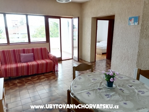 Apartments Ulika - ostrov Krk Croatia