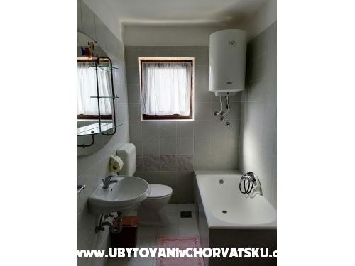 Apartmány Ulika - ostrov Krk Chorvatsko