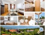 Ferienwohnungen Vila Maslina - ostrov Krk Kroatien
