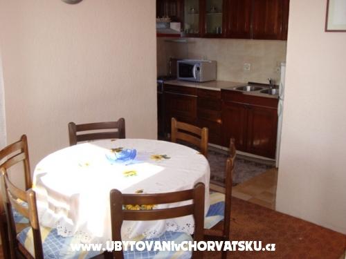 Apartmány Zatezalo-Krk - ostrov Krk Chorvatsko