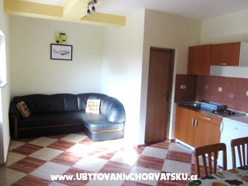 Apartmanok Zatezalo-Krk - ostrov Krk Horvátország