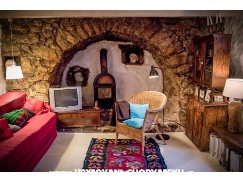 Art Dom - ostrov Krk Chorwacja